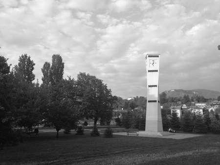 citypark: Citypark tower in zenica
