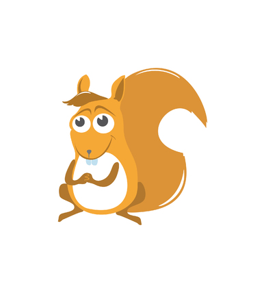 astute: Cute little squirrel. Cute little squirrel. Small, curious red pet. Animal master acrobatics.