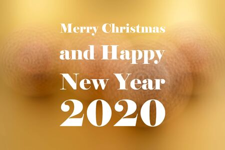 Merry Christmas and Happy New Year 2017 images. Inscription Happy New Year. Festive golden background. Happy New Year 2017 Sign