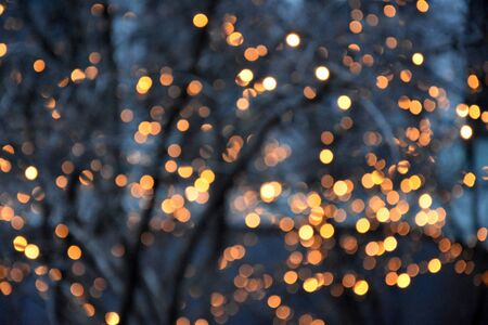 Golden light blur background stock images. Christmas lights stock photography Christmas lights. Elegant holiday background. Gold blurred bokeh wallpaper. Festive blur backdrop. Glossy golden background Фото со стока