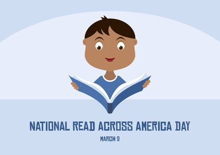 Vector Illustration Keywords: Vector Illustration Keywords: Vector Illustration Keywords: Boy with book cartoon character. Student with book. Important day