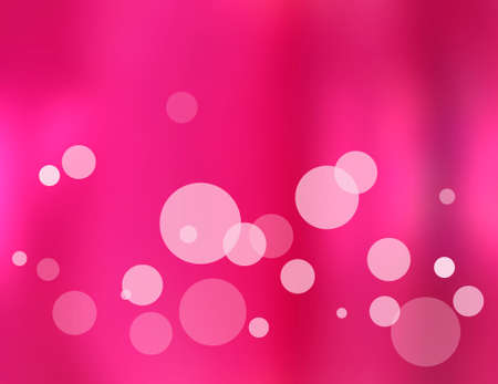 Abstract pink bubble background images. Vibrant pink bubbles frame. Rich color pink background with bubbles. Romantic sweet background