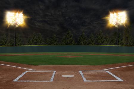 campo de beisbol: Estadio de Béisbol
