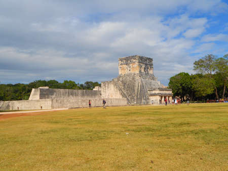 Ball Game complex Chichenitza