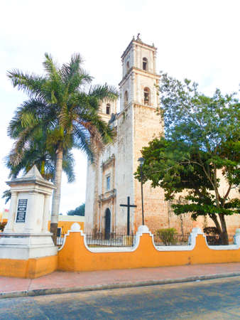 colonial church: Valladolid Church