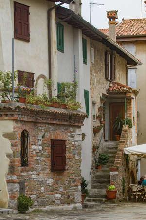 Old Town Grado, Friuli Venezia Giulia, Italy