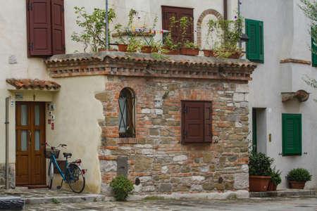 Città Vecchia Grado, Friuli Venezia Giulia, Italia