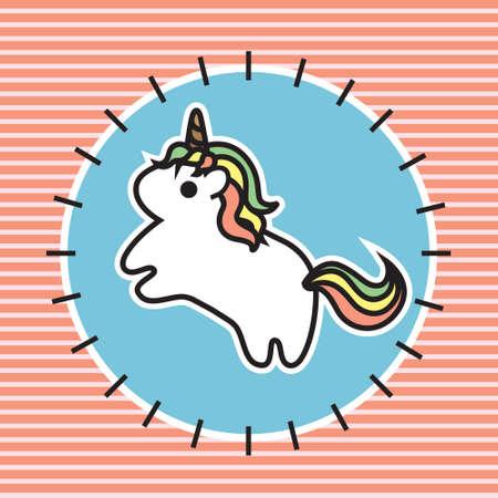 textile, typography, vector, vintage,unicorn