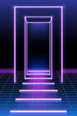 Synth Pop, Retro, Glitch, Stylish, Mode, 80er Jahre, abstrakt