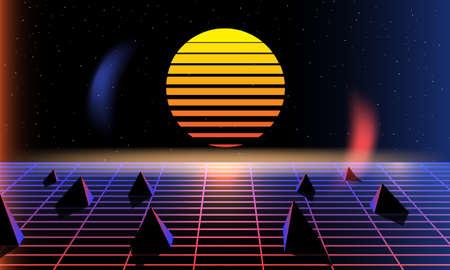 synth pop, retro, falla, elegante, moda, años 80,