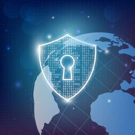 illustration protection information technology