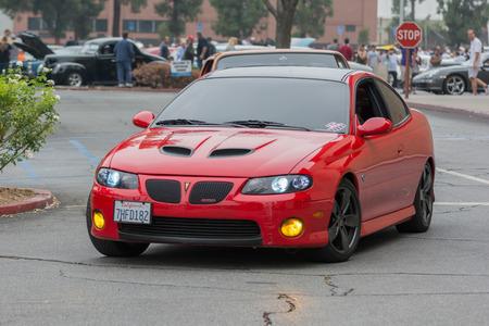 Pontiac Gto 2015 >> Woodland Hills Ca Usa July 5 2015 Pontiac Gto Car On Display