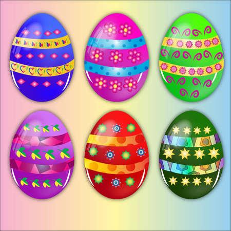 eggs 1 Vector
