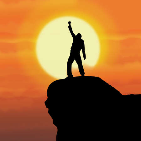 wake up happy: success