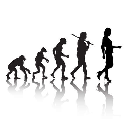 australopithecus: evolution