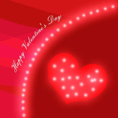 amorousness: valentines day Illustration