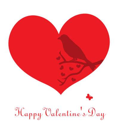 valentine heart: valentines day Illustration