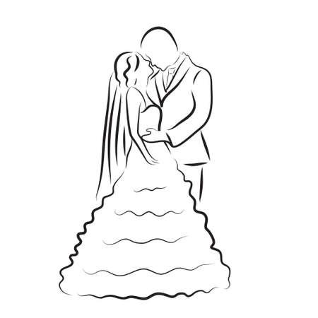 Wunderbar Hochzeit Kittel Skizzen Ideen - Kleider und Blumen ...