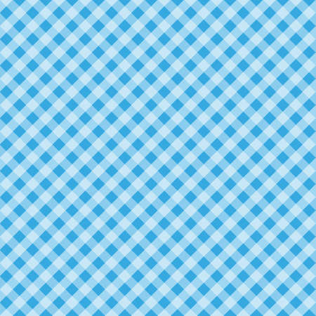 Festa Junina tartan seamless pattern. Cage endless background,  square repeating texture. Vector illustration