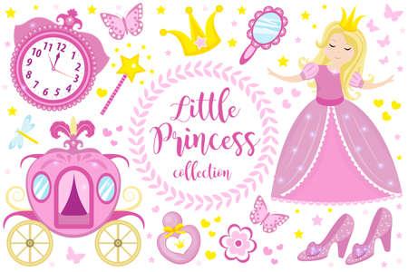 Little Princess cute pink set