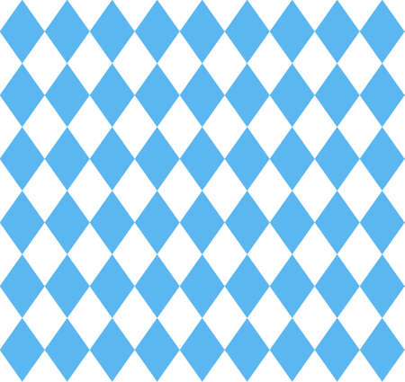 Oktoberfest seamless pattern. October fest in germany endless background. Repeating texture. Vector illustration.