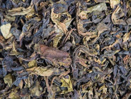 indo: dried tea