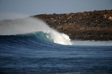파도와 서핑