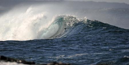 waves and surfing Reklamní fotografie