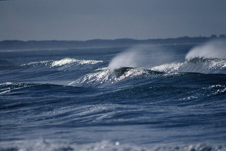 waves and surfing
