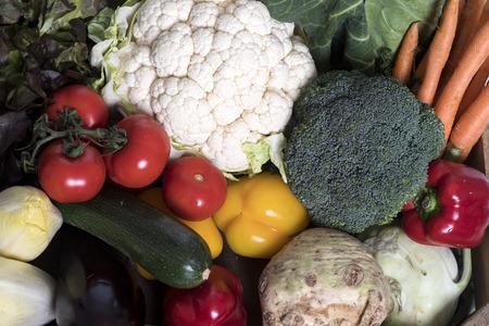야채 상자