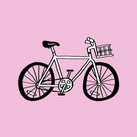 Bicycle  イラスト・ベクター素材