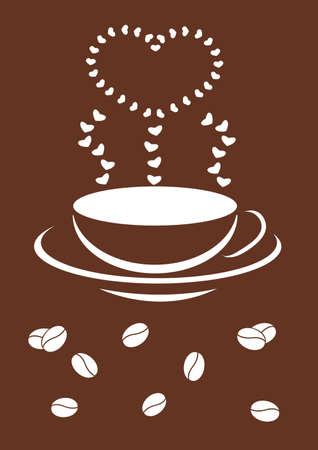 eacute: Coffee Shop Sign