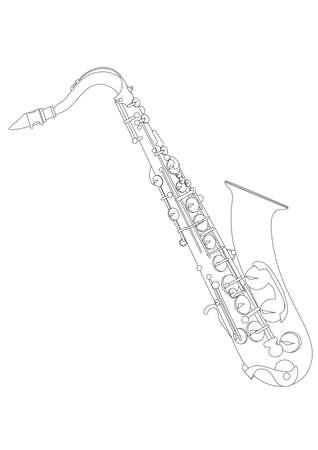 aerophone: Saxophone  Musical  Instrument
