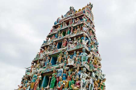mariamman: Sri Mariamman Hindu Temple Editorial