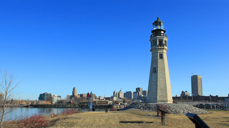 Buffalo NY Main Lighthouse