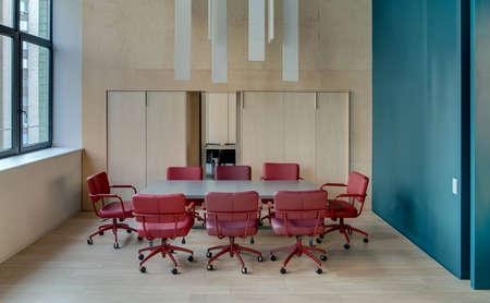 Office in modern style