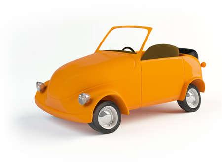 Mini car photo