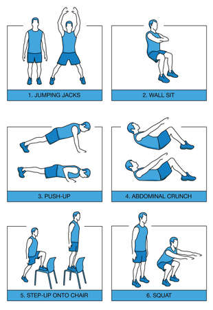 Man People Athletic Exercise Stretching Warm Up Sign Symbol Pictogram Icon