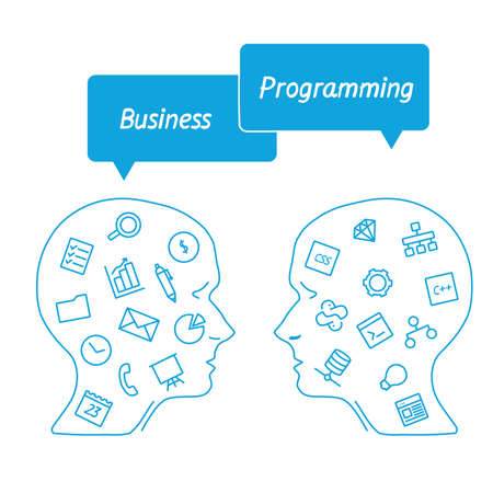 it business: head it specialist in profile - the digital tools employees - the programmer vs. the business analyst