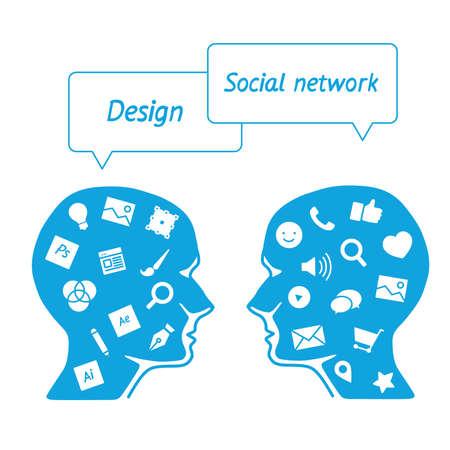 specialist: head it specialist in profile - the digital tools employees - designer vs. marketer social media