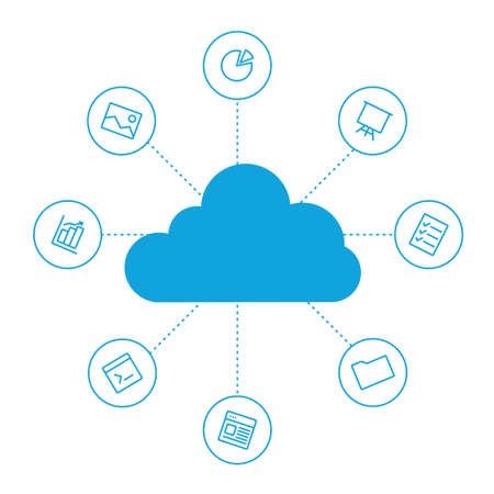 Cloud-based tools for business and work - document repository