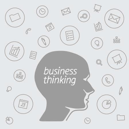 head profile: head it specialist in profile - the digital tools employees