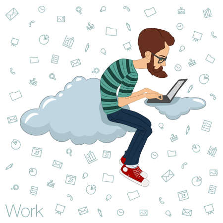 freelance: Tools and programs for collaboration. Freelance and remote team of developers and designers. Manager, freelancer, designer, programmer, business analyst