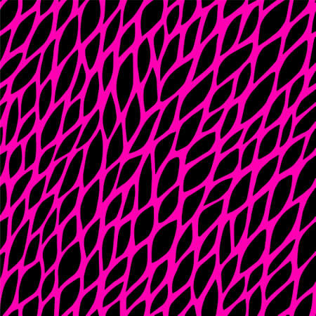Vector seamless pattern for background. Repeating vector abstract background. Abstract pink floral pattern. Seamless pink abstract square pattern. Vector repeating seamless pink texture. Pink pattern