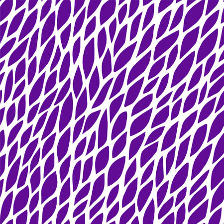 Vector seamless pattern for background. Repeating vector abstract background. Abstract purple floral pattern.