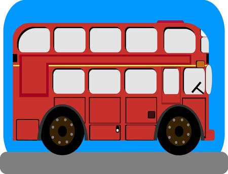 hiway: Bus  Cartoon