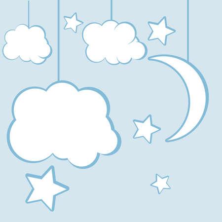 sky: sky Illustration