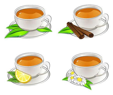 camomile tea: Tea Time