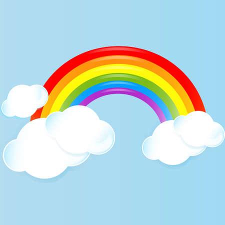 arcoiris: Arco iris Vectores