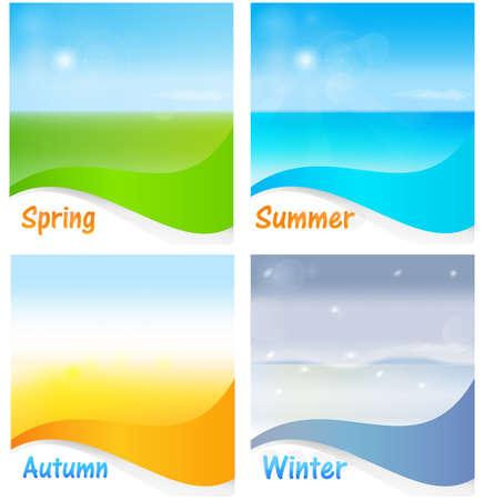 spring break: Season Background
